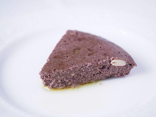 グルテンフリー 簡単チョコレートケーキ